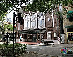 Historic Cocoa Village Florida State Theater Past And Present